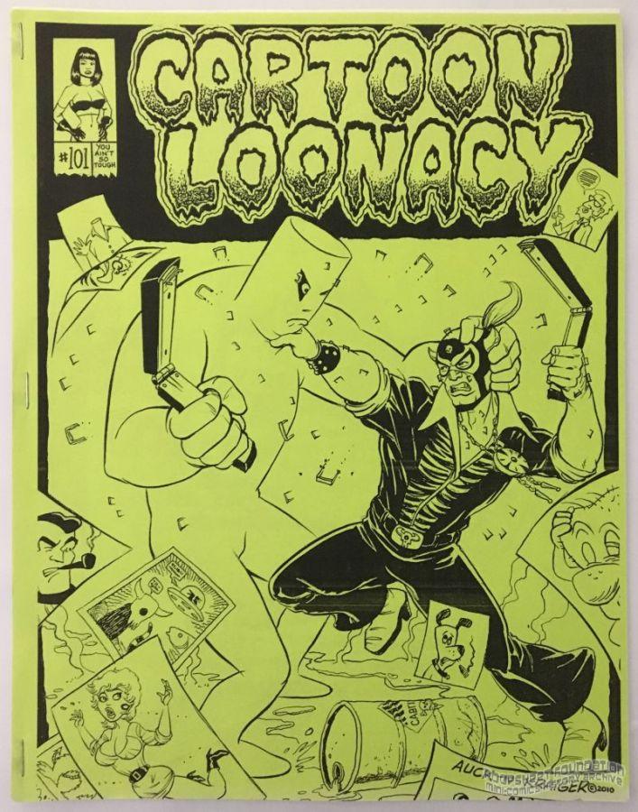 Cartoon Loonacy #101