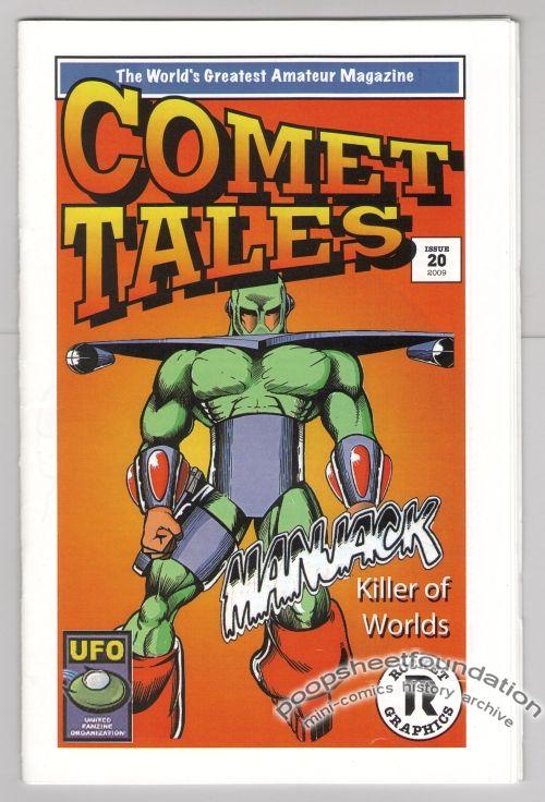 Comet Tales #20