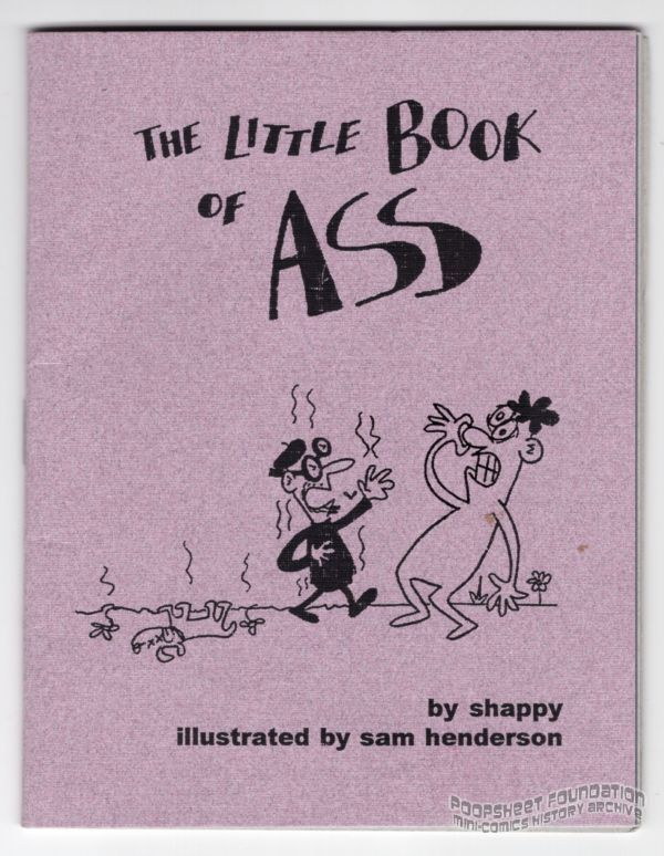 Little Book of Ass, The