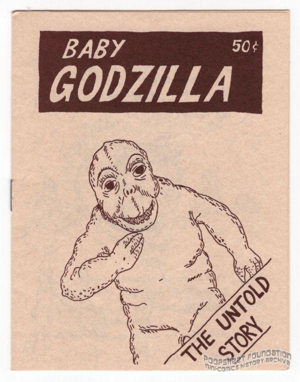 Baby Godzilla (2nd)