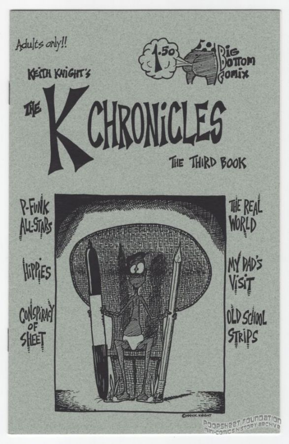 K Chronicles, The #3