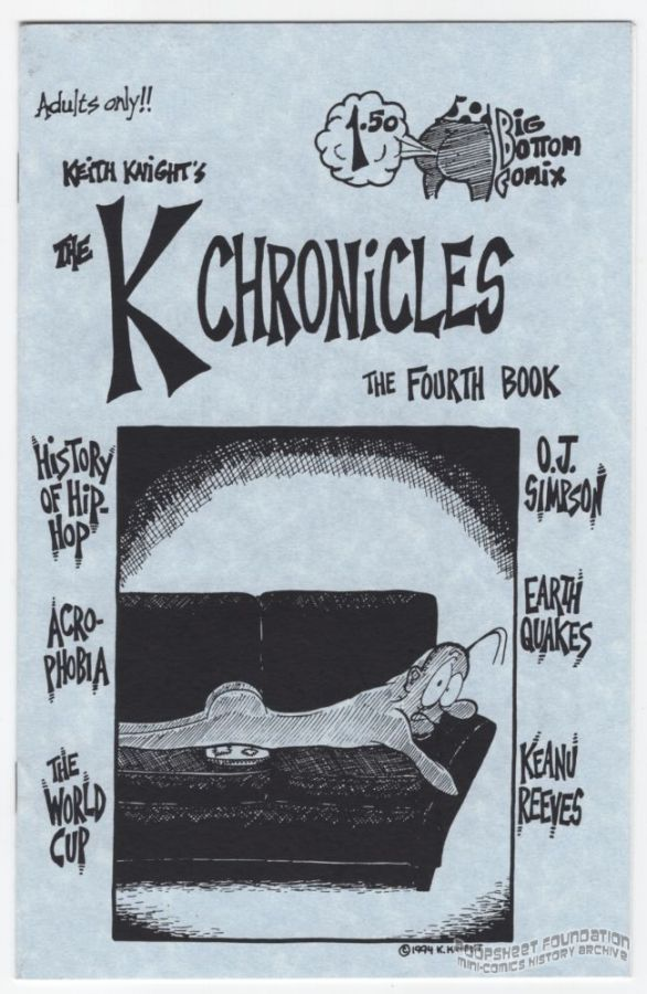 K Chronicles, The #4