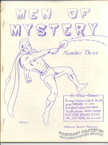 Men of Mystery #3