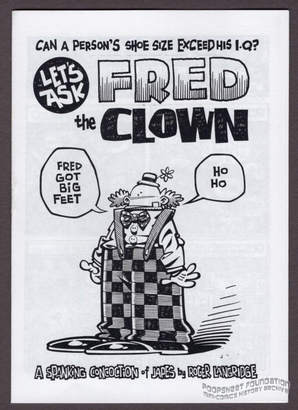 Let's Ask Fred the Clown