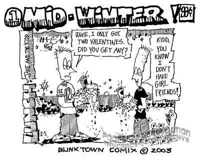 Mid-Winter #1
