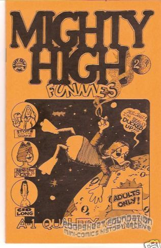 Mighty High #2