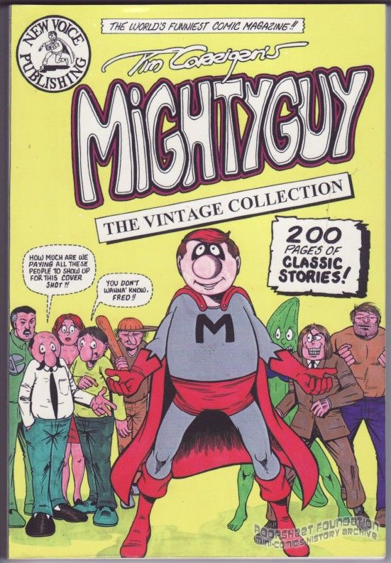 Mightyguy: The Vintage Collection
