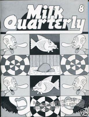 Milk Quarterly #8