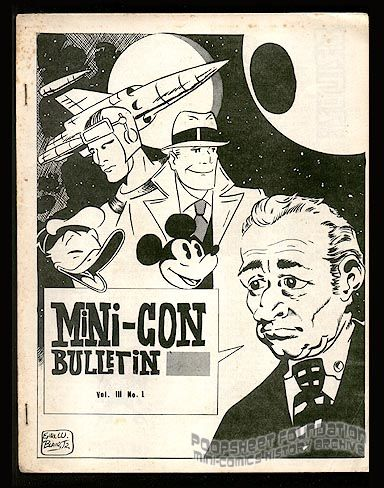 Mini-Con Bulletin Vol. 3, #1