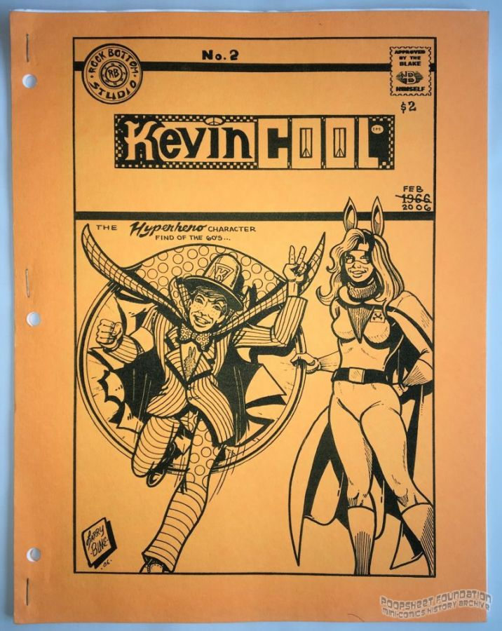 Kevin Cool #02