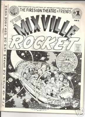 Mixville Rocket, The