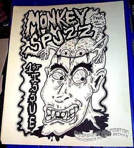 Monkey Spuzz #1