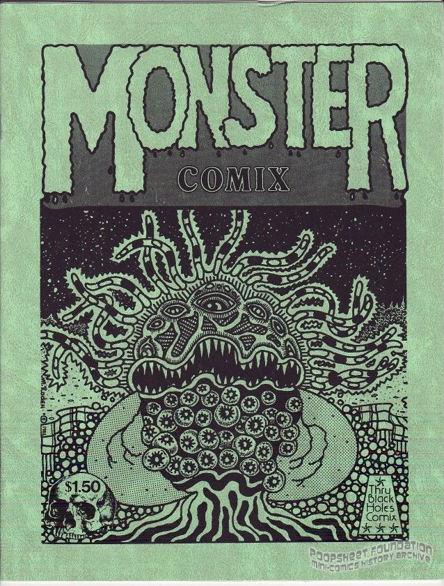 Monster Comix