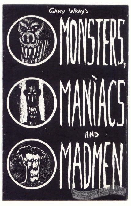 Monsters, Maniacs and Madmen