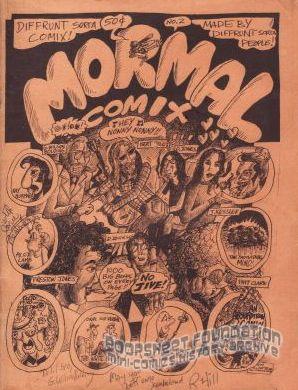 Mormal Comix #2