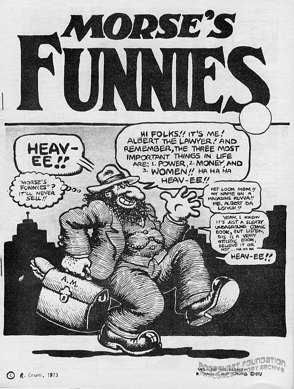 Morse's Funnies