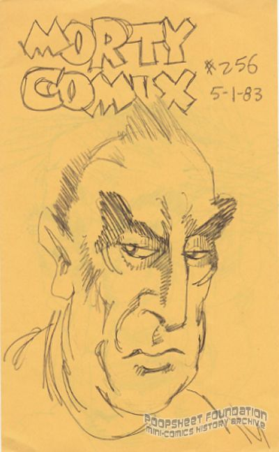 Morty Comix #0256