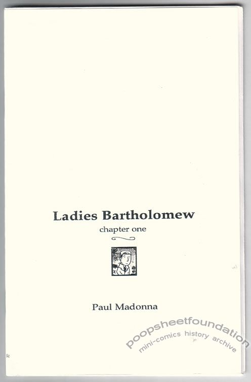 Ladies Bartholomew #1