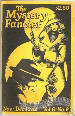 Mystery Fancier, The Vol. 6, #6