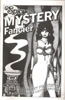 Mystery Fancier, The Vol. 7, #6
