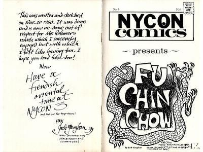 NyCon Comics #3