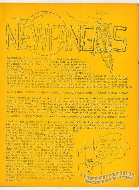 Newfangles #40