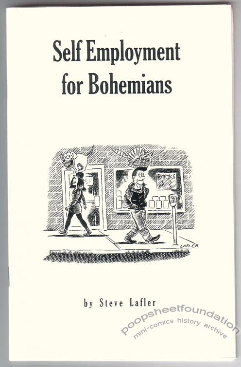Self Employment for Bohemians
