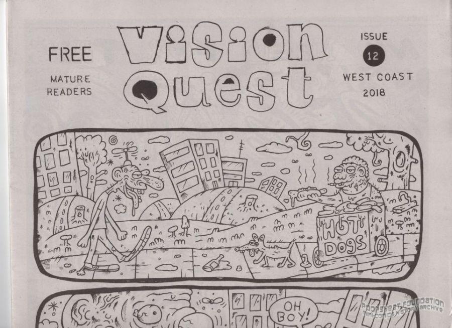Vision Quest #12