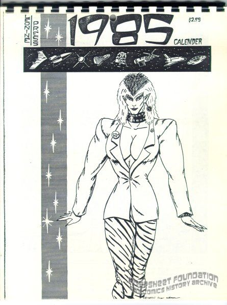 Leonine Press 1985 Calendar
