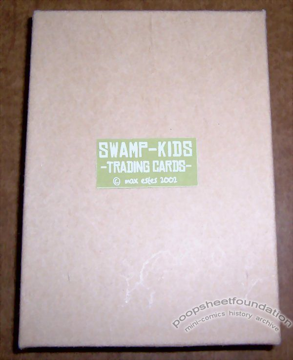 Swamp Kids Trading Cards