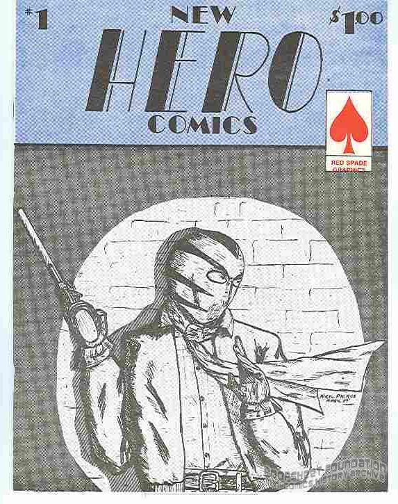 New Hero Comics #1