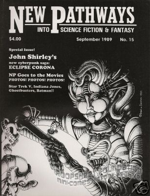 New Pathways Into Science Fiction & Fantasy #15