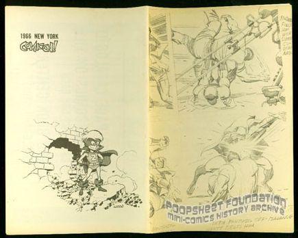 1966 New York Comicon program