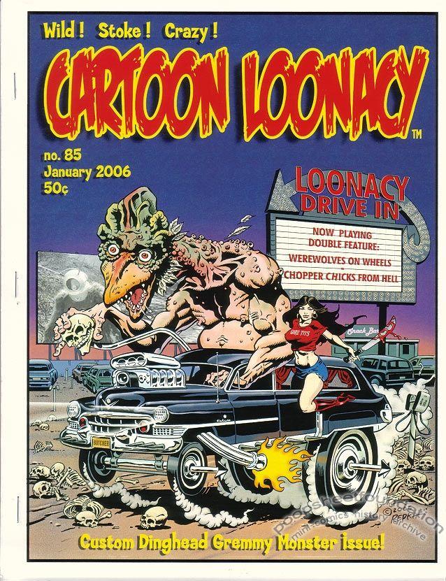 Cartoon Loonacy #085