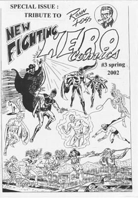 New Fighting Hero Comics #3