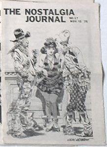 Nostalgia Journal, The #17