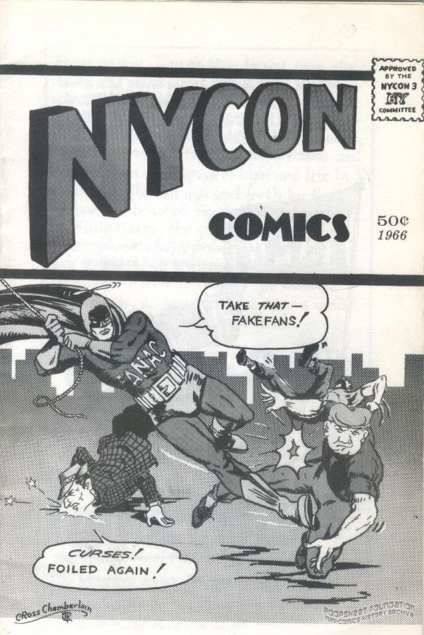 NyCon Comics #1