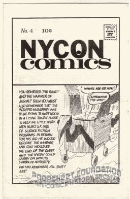 NyCon Comics #4