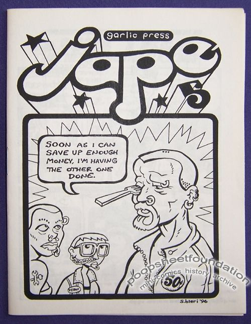 Jape Vol. 1, #05