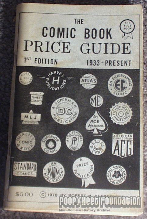 Comic Book Price Guide, The [#1]