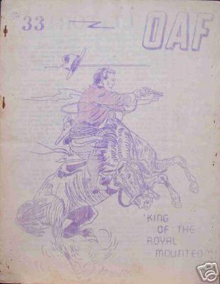 OAF #33