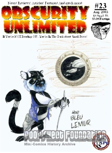 Obscurity Unlimited #23