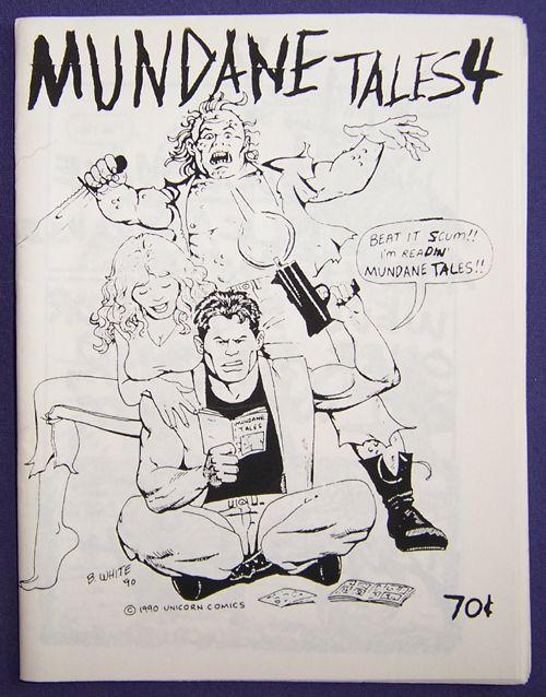 Mundane Tales #4