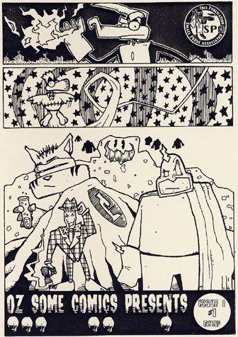 Oz Some Comics Presents #1
