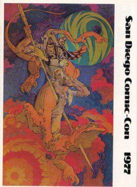 Comic-Con International: San Diego 1977 Program