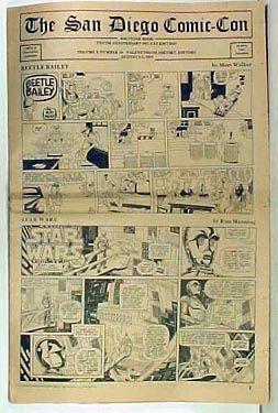 Comic-Con International: San Diego 1979 Program