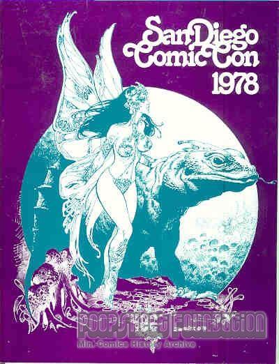 Comic-Con International: San Diego 1978 Program