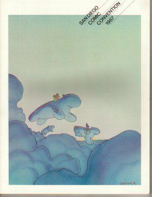 Comic-Con International: San Diego 1987 Program
