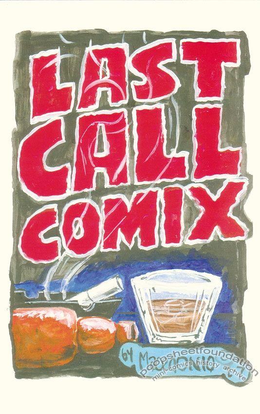 Last Call Comix #1