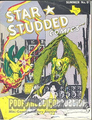 Star Studded Comics #09